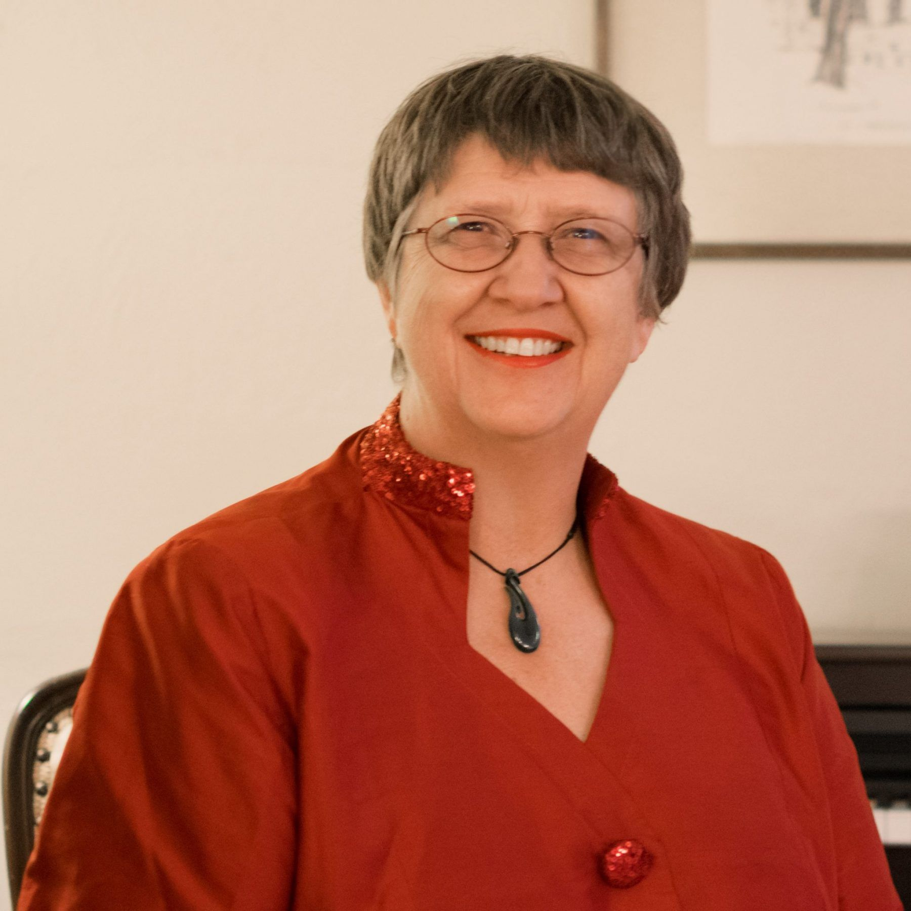 Elise Bradley, MNZM, Artistic Director